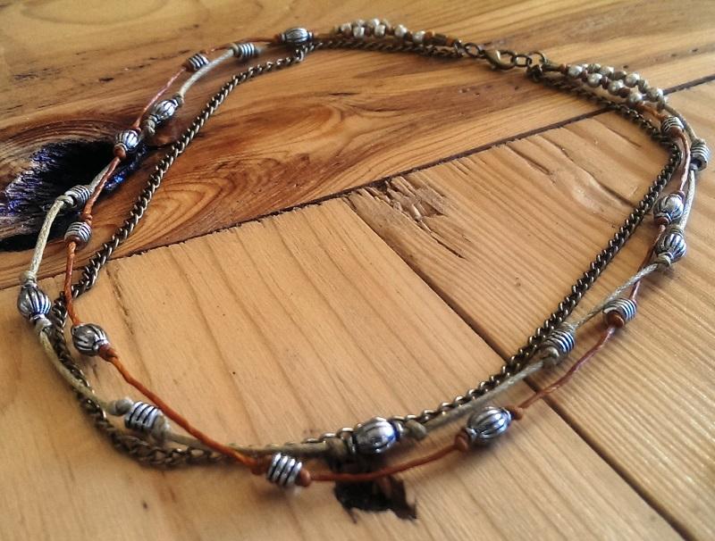 Trio Necklace