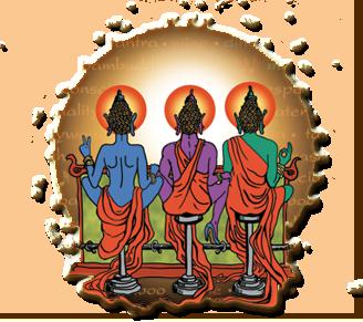 Three-Buddhas