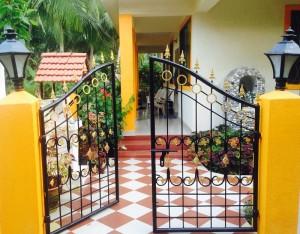 Joshua Holiday Homes - our Goan villa