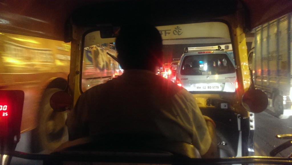 Mumbai tuk-tuk
